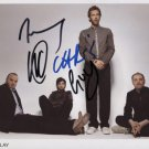 Coldplay (Band) FULLY SIGNED Photo + Certificate Of Authentication 100% Genuine