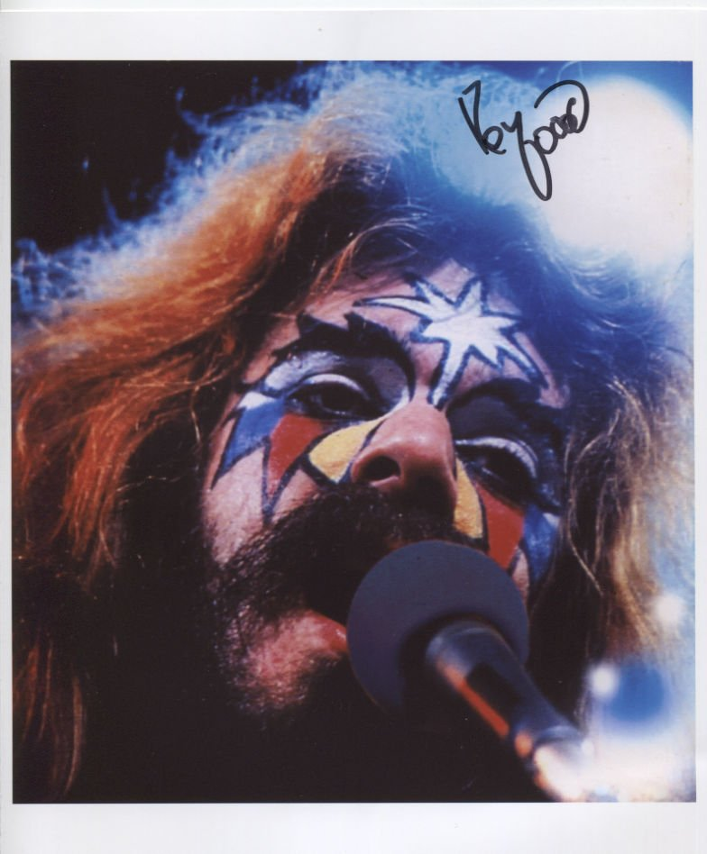 Roy Wood SIGNED Photo + Certificate Of Authentication 100% Genuine