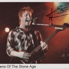 Queens Of The Stone Age Josh Homme SIGNED Photo + Certificate Of Authentication  100% Genuine