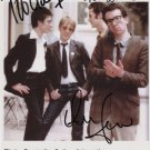 "Elvis Costello & The Attractions SIGNED 8"" x 10"" Photo + Certificate Of Authentication  100% Genuine"