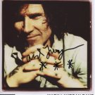 "Mark Lanegan (Screaming Trees) SIGNED 8"" x 10"" Photo + Certificate Of Authentication  100% Genuine"