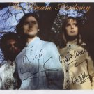 """The Dream Academy (Band) SIGNED 8"""" x 10"""" Photo + Certificate Of Authentication  100% Genuine"""