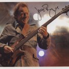 Jack Bruce SIGNED Photo + Certificate Of Authentication  100% Genuine