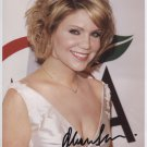 "Alison Krauss SIGNED 8"" x 10"" Photo + Certificate Of Authentication  100% Genuine"