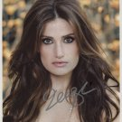 "Idina Menzel SIGNED 8"" x 10"" Photo + Certificate Of Authentication  100% Genuine"