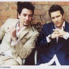 Fun Lovin Criminal FULLY SIGNED Photo + Certificate Of Authenticity 100% Genuine