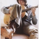 "James Taylor (Singer) SIGNED 8"" x 10"" Photo + Certificate Of Authentication  100% Genuine"