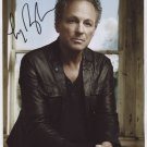 Lindsey Buckingham Fleetwood Mac SIGNED Photo + Certificate Of Authentication  100% Genuine