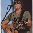 Richie Sambora Bon Jovi SIGNED 8 x 10 Photo + Certificate Of Authentication  100% Genuine