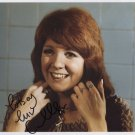 Cilla Black (Singer) SIGNED Photo + Certificate Of Authentication 100% Genuine