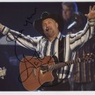 "Garth Brooks SIGNED 8"" x 10"" Photo + Certificate Of Authentication 100% Genuine"