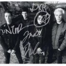 AFI A.F.I. (Band) Davey Havok FULLY SIGNED  Photo + Certificate Of Authentication 100% Genuine