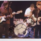 Arctic Monkeys FULLY SIGNED Photo + Certificate Of Authentication 100% Genuine