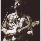 "Ry Cooder SIGNED 8"" x 10"" Photo + Certificate Of Authentication  100% Genuine"