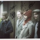 "Sigur Ros (Band) FULLY SIGNED 8"" x 10"" Photo + Certificate Of Authentication 100% Genuine"