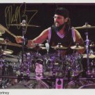 Mike Portnoy Dream Theater SIGNED  Photo + Certificate Of Authentication  100% Genuine