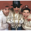 The Beastie Boys FULLY SIGNED Photo + Certificate Of Authentication  100% Genuine