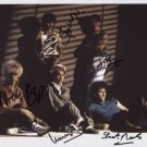 Kajagoogoo FULLY SIGNED Photo + Certificate Of Authentication 100% Genuine