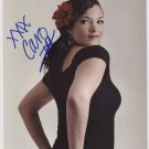 """Caro Emerald SIGNED 8"""" x 10"""" Photo + Certificate Of Authentication 100% Genuine"""