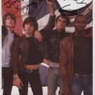 The Libertines (Band) FULLY SIGNED Photo + Certificate Of Authentication 100% Genuine