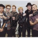 "McBusted FULLY  SIGNED 8"" x 10"" Photo + Certificate Of Authentication 100% Genuine"