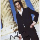 "Nick Cave SIGNED 8"" x 10"" Photo + Certificate Of Authentication  100% Genuine"
