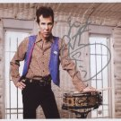 Slim Jim Phantom Stray Cats SIGNED Photo + Certificate Of Authentication 100% Genuine