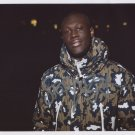Stormzy (Grime Hip Hop Singer)  SIGNED Photo + Certificate Of Authentication 100% Genuine