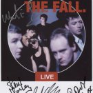 "Mark E, Smith (The Fall) SIGNED 8"" x 10"" Photo + Certificate Of Authentication  100% Genuine"