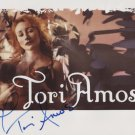 """Tori Amos SIGNED 8"""" x 10"""" Photo + Certificate Of Authentication 100% Genuine"""