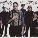 """Arcade Fire FULLY SIGNED 8"""" x 10"""" Photo + Certificate Of Authentication 100% Genuine"""