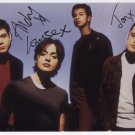 """Sleeper (Band) Louise Werner SIGNED 8"""" x 10"""" Photo + Certificate Of Authentication 100% Genuine"""