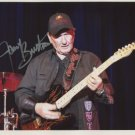 James Burton (Guitarist) SIGNED Photo + Certificate Of Authentication 100% Genuine