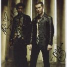 Massive Attack (Band) SIGNED Photo + Certificate Of Authentication 100% Genuine