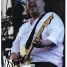 """Frank Black (The Pixies) SIGNED 8"""" x 10"""" Photo + Certificate Of Authentication  100% Genuine"""