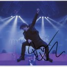 """Bruce Dickinson Iron Maiden SIGNED 8"""" x 10"""" Photo + Certificate Of Authentication  100% Genuine"""
