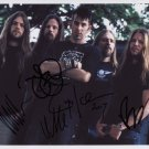 Lamb Of God (Band) SIGNED Photo + Certificate Of Authentication 100% Genuine