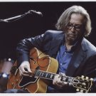 Eric Clapton SIGNED Photo + Certificate Of Authentication 100% Genuine