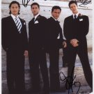 Il Divo (Band) FULLY SIGNED Photo + Certificate Of Authentication  100% Genuine
