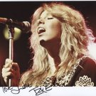 "Judie Tzuke SIGNED 8"" x 10"" Photo + Certificate Of Authentication  100% Genuine"