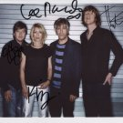 Sonic Youth (Band) FULLY SIGNED  Photo + Certificate Of Authentication  100% Genuine