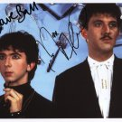 """Soft Cell (Band) FULLY SIGNED 8"""" x 10"""" Photo + Certificate Of Authentication 100% Genuine"""
