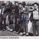 Coventry Automatics The Specials 2 Tone SIGNED Photo + Certificate Of Authentication 100% Genuine