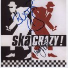 Ska Crazy The Specials Two Tone Beat  SIGNED Photo + Certificate Of Authentication 100% Genuine
