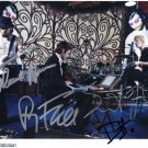 """Janes Addiction SIGNED 8"""" x 10"""" Photo + Certificate Of Authentication  100% Genuine"""