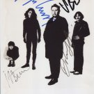 The Stranglers SIGNED + Hugh Cornwell Photo + Certificate Of Authentication  100% Genuine