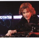 "Jean Michel Jarre SIGNED 8"" x 10"" Photo + Certificate Of Authentication 100% Genuine"