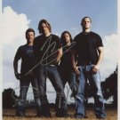 """Alter Bridge (Band) SIGNED 8"""" x 10"""" Photo + Certificate Of Authentication 100% Genuine"""