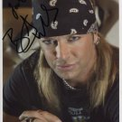 "Bret Michaels Poison (Band) SIGNED 8"" x 10"" Photo + Certificate Of Authentication 100% Genuine"