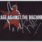 Tom Morrello Rage Against The Machine SIGNED Photo + Certificate Of Authentication 100% Genuine